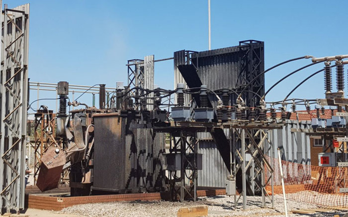CITY POWER WAITING ON ESKOM CLEARANCE TO REOPEN ALLANDALE SUBSTATION